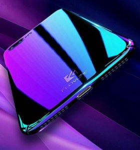 Зеркальный чехол на iPhone 6s