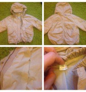 Куртка  детская. Детская Одежда.