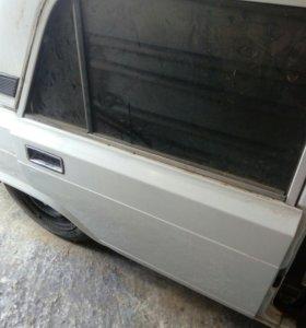 Двери задние,крышка багажника Ваз 2107