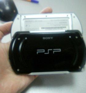 PSP GO 16GB+8GB (прошитая)