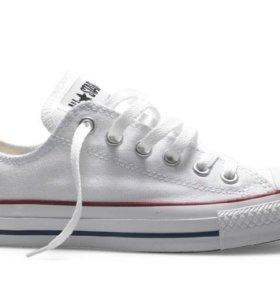 Кеды Converse Low White