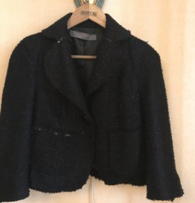 Пиджак букле Zara 42-44p