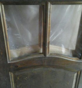 Двери межкомнатные 2 шт