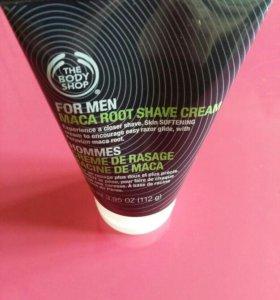 Крем для бритья TNE BODY SHOP