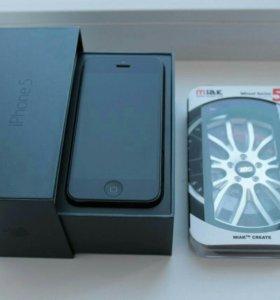 Чехол для Iphone 5 (S, SE)