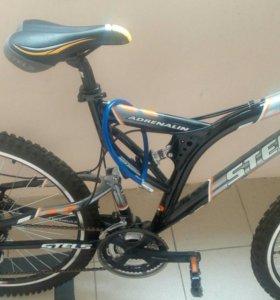 Велосипед Stels adrenalin Aktive Suspension