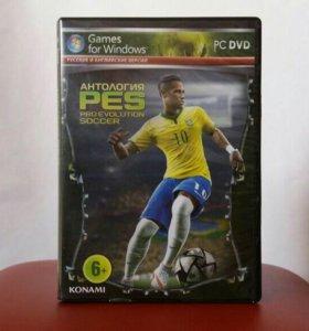 Диск Pro Evolution Soccer
