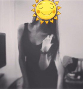 Платье. Маленькое чёрное платье