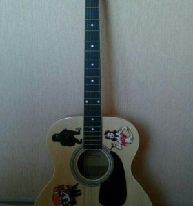 Акустическая гитара Homage