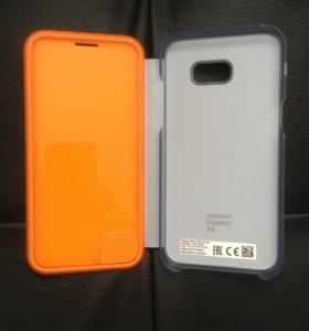 Чехол Samsung Galaxy A5 2017 Neon flip cover