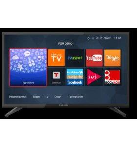 Телевизор Thomson T43D18SFS-01B (SMART TV, WiFi)