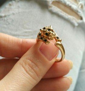 Новое кольцо с тигром