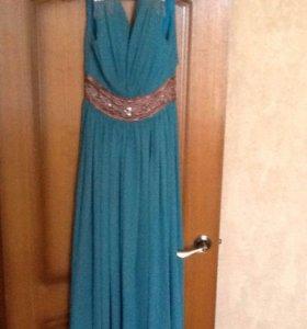 Новое вечернее платье 42-44р.