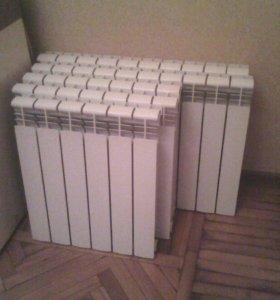 Батареи б/у 200р