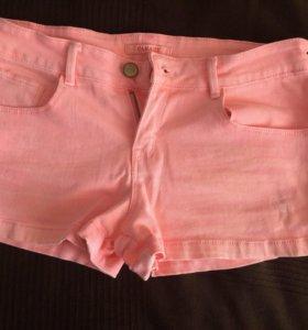 Шорты джинсовые camaieu