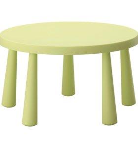 Стол и 2 стульчика IKEA