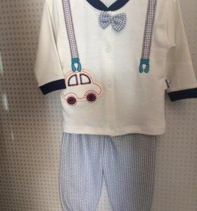 Костюм для новорождённых
