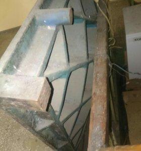 Шлифовальная плита 140*115см