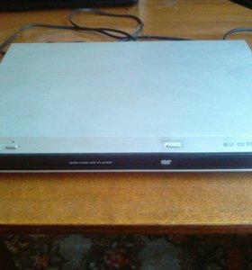 Дивиди(DVD плеер LG DS563X)