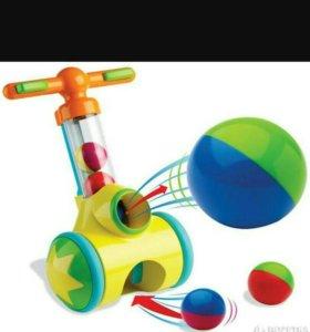 Каталка с шариками