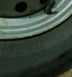 Шины и диски R13