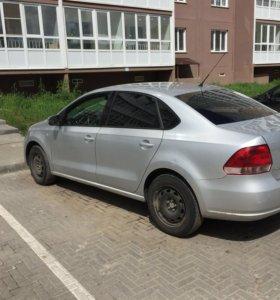 Volkswagen polo 2012г.в