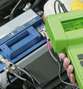 Зарядка и диагностика аккумуляторов