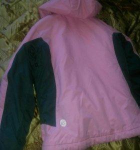 Горнолыжка -куртка