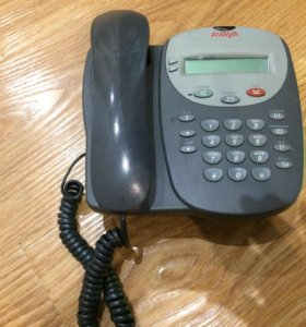 IP телефон avaya