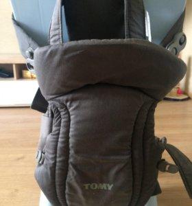 Рюкзак -переноска TOMY(кенгуру )
