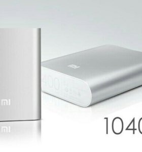Новый Power Bank 10400 mAh