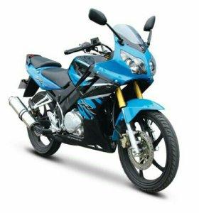 Мотоцикл STELS SB 200