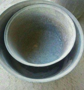 Котлы для бани объем 40 л и 20 л