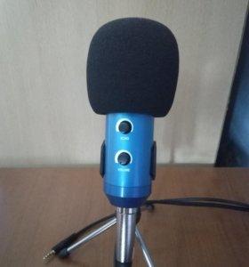 Конденсаторный проф. микрофон