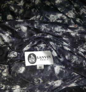 Lanvin платье оригинал