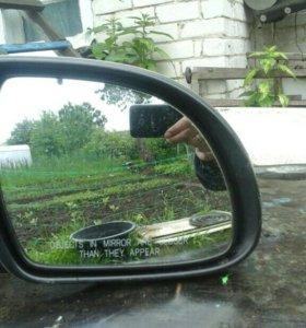 Зеркало правое Сан Енг Актион новый