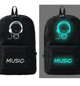 Новый стильный рюкзак 👍