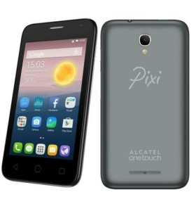 Alcatel Pixi First 4024D быстрый