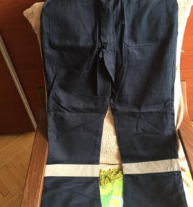 Новая спецодежда х/б (брюки+куртка)