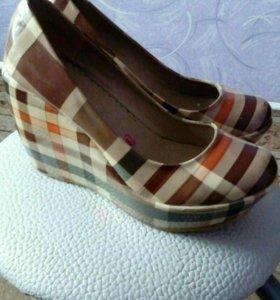 Туфли тонкетка