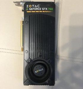 Zotac Geforce 760 4gb 256bit