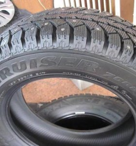 Шины R16 215/60 Bridgestone Ice Cruiser 7000
