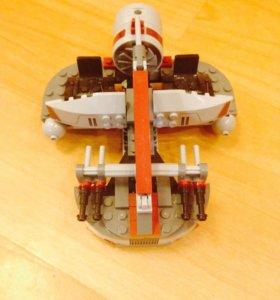 LEGO Star Wars,Republic swamp tank