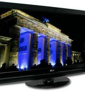 Большой плазменный телевизор