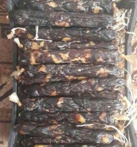 Очень вкусная Конская колбаса (Казы)