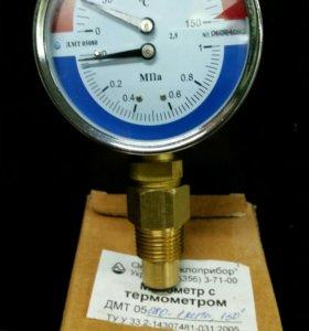 Термоманометр ДМТ05080 для перегон.аппарат