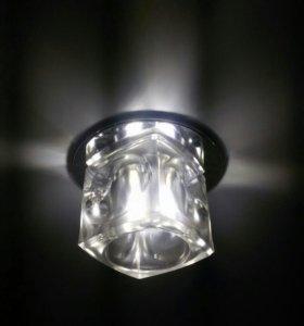 Новые светильники с светодиодными лампочками