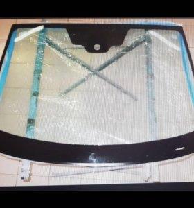 Новое лобовое стекло на Nissan j10e(кашкай)