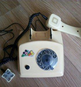 Телефон дисковой