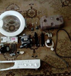 Запчасти на стиральную машину индезит Модель:w84tx
